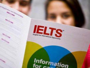 IELTS online lektioner